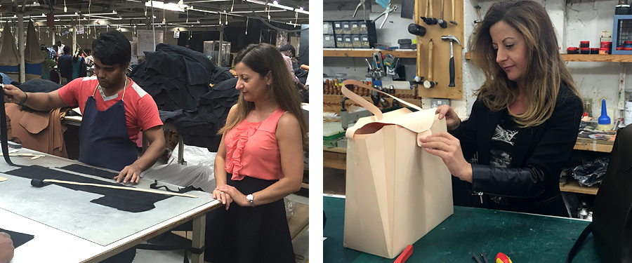 Luxury Leather Goods Manufacture